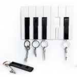PIANO Whistle Keychain Holder