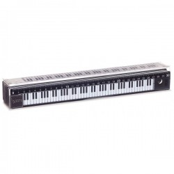 Ruler KEYBOARD 30cm Vienna World