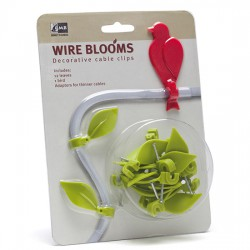 Wire Blooms cable clips Monkey Business
