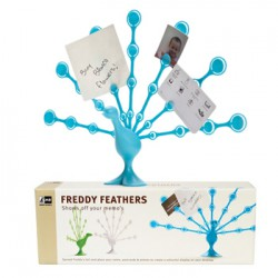 FREDDY Feathers Memo Holder M.Business