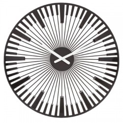 PIANO Wall Clock Koziol