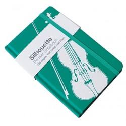 VIOLIN A6 Pocket Notebook