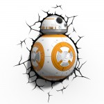 BB-8 3D Light Star Wars