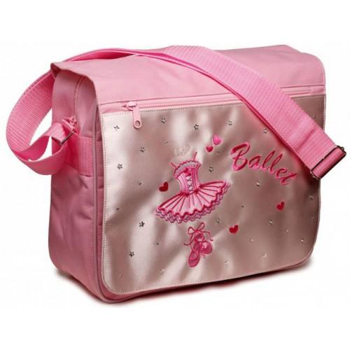 Ballerina Satchel Bag