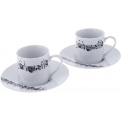 ESPRESSO set Line of notes Vienna World