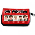 One Direction Vinyl Wallet Purse