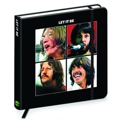 "Beatles, The Square Notebook ""Let It Be"""