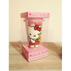 "Travel Mug ""Love Kitty"""