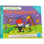 Starting To Play The Keyboard Book & CD