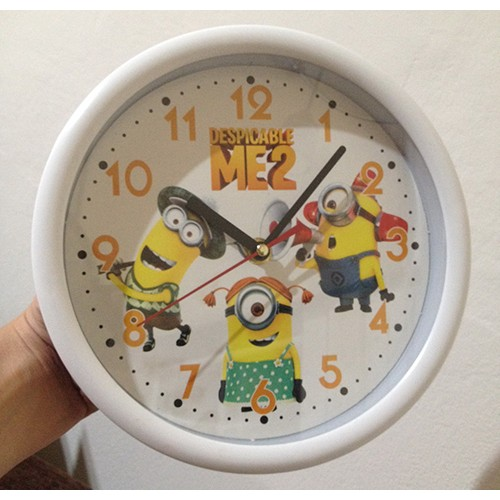 Despicable Me Wall Clock