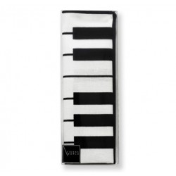 Pillow cover KEYBOARD 40 x 40 cm Vienna World