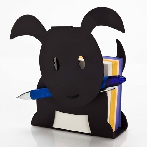 RINGO PUPPY Notepad Holder