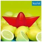 AHOI Boat Lemon Squeezer Koziol