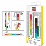 Lego Buildable Ruler Set