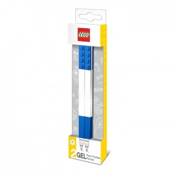 Lego Gel Pen Set Blue