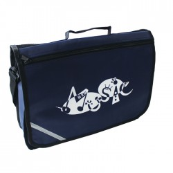 Music Bag Excel Navy