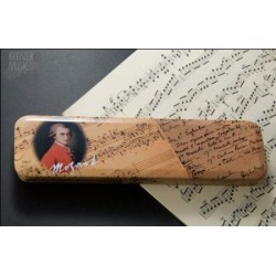 Pencil Tin Set MOZART Design