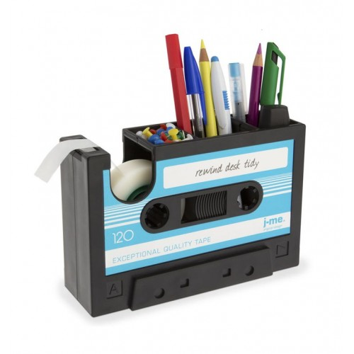 Musicology Pen Holder & Tape Dispenser