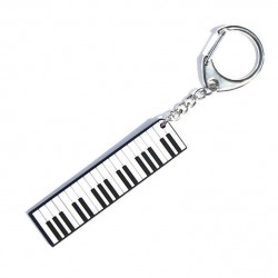 PIANO Key Ring