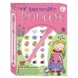 Open And Play Recorder Princess Pack