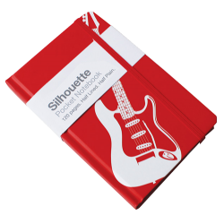 ELECTRIC GUITAR A6 Pocket Notebook