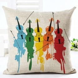 VIOLINS Pillow