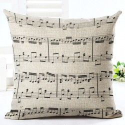 SHEET MUSIC Pillow