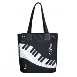 Tote Bag Piano/Keyboard