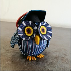 OWL Mrs. Blue Hat