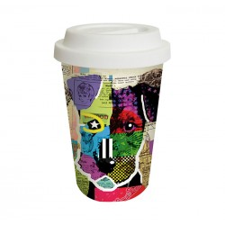 Travel Mug 0,35lt Urban Dog PPD