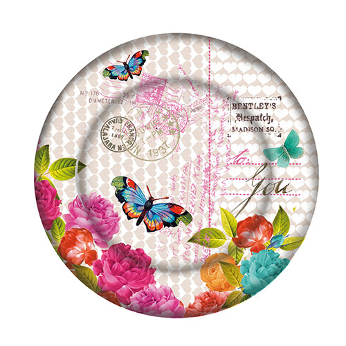 Glass Plate Love Letter PPD