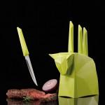 PABLO Knife Block Koziol