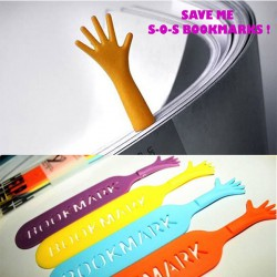 SAVE ME bookmark set of 4