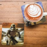 Star Wars 3d Coasters The Force Awakens