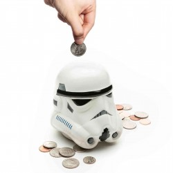 Star Wars Money Bank Stormtrooper Small