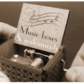Music Boxes & Instruments (3)