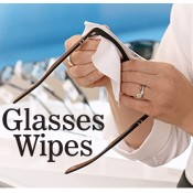 Glasses Wipes  (6)