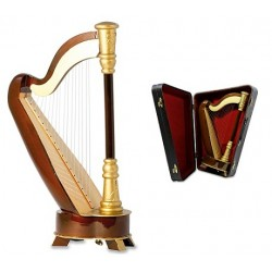 HARP Music box Vienna World