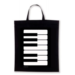 Tote bag KEYBOARD Vienna World