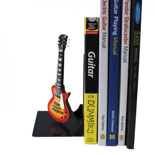 Guitar BOOKENDS Gibson Les Paul