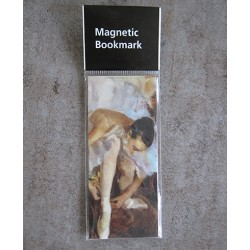 Bookmark Ballerina Magnetic Vienna World