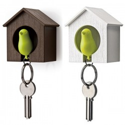 Sparrow & House Key Ring Set
