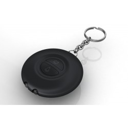 TURN OFF YOUR TV Remote Control Key Ring