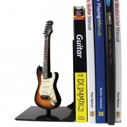 Guitar BOOKENDS Fender Stratocaster