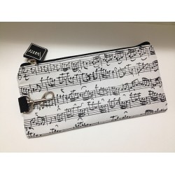 Pencil case SHEET music Vienna World