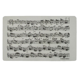 Cutting board Sheet Music Vienna World