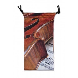 Glasses case VIOLIN/Sheet Music Vienna World