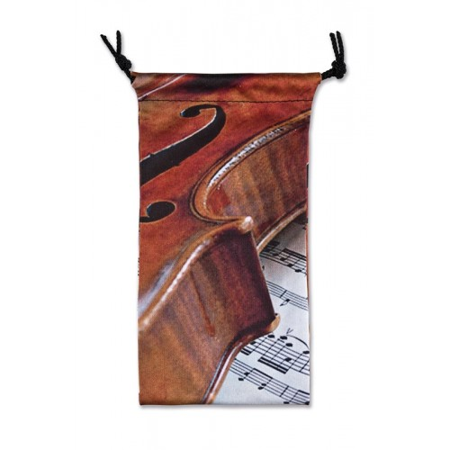 Glasses case VIOLIN/Sheet Music Vienna World