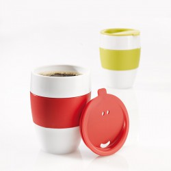 AROMA TO GO Cup With Lid Koziol