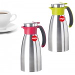 Soft Grip Jug Stainless Steel 1L Emsa